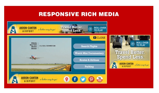 Ad specifications. Responsive rich media. Oregonian Media Group.
