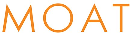 Moat logo. Oregonian Media Group.